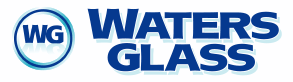 Waters Glass Cork Logo